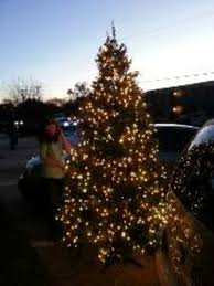 Christmas Tree 9ft Canada by 9ft Pre Lit Montana Fir Christmas Tree For Sale In Hurst Tx
