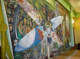 Diego Rivera Rockefeller Mural by Mural New World Travels