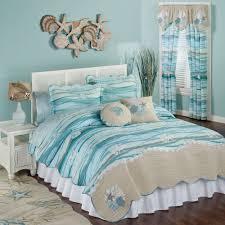 bedroom coastal quilt sets beach bedspread beach theme bedding