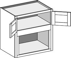 Standard Kitchen Cabinet Depth by Microwave Cabinet Size U2013 Bestmicrowave