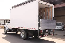 100 Cube Trucks For Sale Tommy Gate Liftgates For Flatbeds Box What To Know