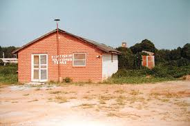 Graceland Sheds Gallup Nm by William Eggleston Made These Photographs In And Around Plains