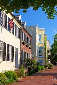 100 Row Houses Architecture Residential Row Houses In US Capital Historic Urban Architecture