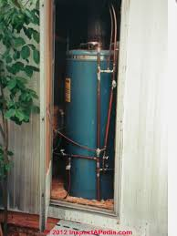 Mobile Home Heater Plumbing Inspection Guide How To Inspect 17