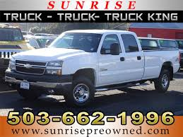 100 2007 Chevy Truck For Sale Chevrolet Silverado 2500 LT 4dr Crew Cab DURAMAX 4WD LONG