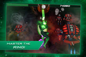 green lantern rise of the manhunters pour iphone à télécharger