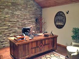 rustic home office furniture collections rustic home office