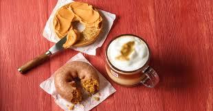 Mcdonalds Pumpkin Spice by Dunkin U0027 Donuts Is Bringing Back Pumpkin Spice Latte