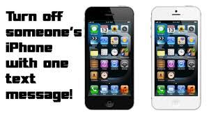 Turn f Someones iPhone With Text Message NEW HACK