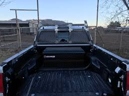100 Used Headache Racks For Semi Trucks Custom Rack Build Tacoma World