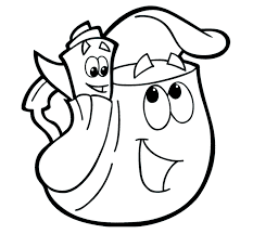 Fresh Nickjr Coloring Pages 73 On Free Kids With