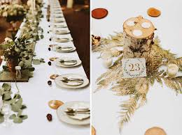 Maybe More Rustic Decorations For Vancouver Table Birch