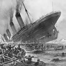Titanic Sinking Simulation Real Time by Titanic Machine Learning From Disaster Kaggle