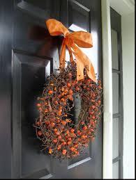 Halloween Door Decorations Pinterest by Ideas For Cool Front Door Decoration Loversiq