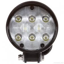 Truck-Lite-Signal-Stat 4 In. Round LED Work Light 8 Diode 12-36V ... 12w Led Offroad Work Light Truck Tractor Car Fog Auxiliary Are Bed Lighting For Those Who Work From Dawn To Dusk Trucklite 8170 Signalstat Stud Mount 5 Rectangular 2 X Cube 16w Cree Flood Driving Off Road Bar Jeep Buy Now X 6inch 18w Lamp Traxxas Xmaxx Lights Super Bright Easy To Install Youtube Flush Pods Spotflood Offroad Boat Ip67 12v 24v 10w Warning Lights On Vehicle Lighting Ecco Bars Worklamps Cap World