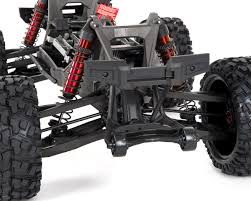 Traxxas X-Maxx 8S 4WD Brushless RTR Monster Truck (Red) [TRA77086-4 ...