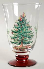 Spode Christmas Tree Highball Glasses by Spode Christmas Tree Green Trim At Replacements Ltd Page 5