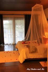 Bedroom Decoration Ideas For Wedding Night Simple