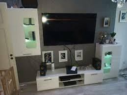 tv wand modern wohnzimmer ebay kleinanzeigen