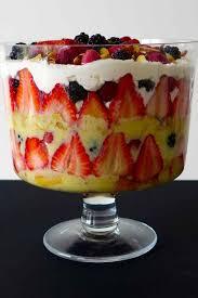 recette de cuisine anglaise cuisine anglaise traditionnelle 1 trifle recette traditionnelle