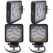 Safego 4PCS 27w Led Worklights External Lamp 24V 12 Volt Led Work ... Led Work Lights For Truck 2 Pcs 6 Inch Light Bar 45w 12v Flood Led Work Day Light Driving Fog Lamp 4inch 72w Bar Road Headlight Work Lights Spot Offroad Vehicle Truck Car Vingo 4x 27w Round Man 4 Inch 48w Square Off 24v Cube Design For Trucks 3 Row Suv Boat Or Jeeps 2pcs Beam Tractor China Offroad Atv Jeep Jinchu Safego 2x 27w Led Offroad Lamp 12v Tractor New Automotive 40w 5000lm 12 Volt