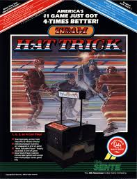 The Arcade Flyer Archive - Video Game Flyers: Team Hat Trick, Bally ...