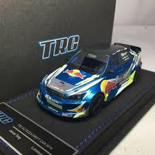 100 Toyota Drift Truck 143 Peako TRC ALTEZZA Car 2016 Red Bull Wide Body EBay