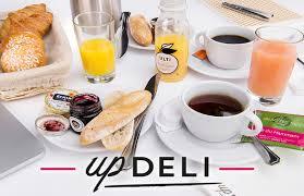 dejeuner bureau updeli votre petit déjeuner livré au bureau