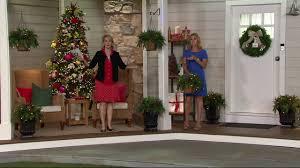 Bethlehem Lights Christmas Trees by Bethlehem Lights Prelit Indoor Outdoor Mixed Cedar Hanging Basket