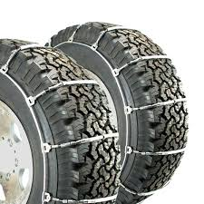 Titan Light Truck Cable Tire Chains Snow Or Ice Covered Roads 10.3mm ...