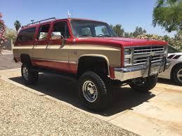 100 16 Truck Wheels 1985 Chevrolet K20 Suburban 4 RC Spring Lift X10 Ion Wheels 305