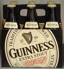 TIL Guinness is a light beer with less calories than most other