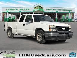 100 Classic Chevrolet Trucks For Sale PreOwned 2007 Silverado 1500 Work Truck Extended