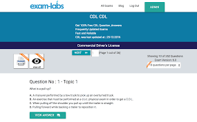 CDL - CDL Practice Exam Questions - 100% Free | Exam-Labs Amazoncom Mooney Cdl Traing Dvd Video Course For Commercial Motorcycle Brc 15 Hour Technical Driving Kentucky Practice Test Hazmat 1 Youtube Connecticut Free General Knowledge And Answers Truck Jobs By Location Roehljobs The Opportunities On Passing Thecdl Practice Are Galore Roadmaster School Backing A Truck Tax Deductions Drivers Made Danish Driver Perfect Scania Group Schools Roehl Transport 5 Things You Need To Become A Driver Success