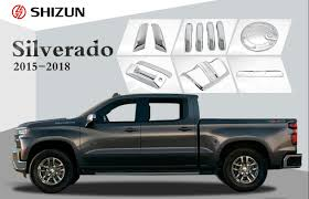 2015-2018 Chevrolet Silverado Accessories Plastic Chrome - Bikudo Sandi Pointe Virtual Library Of Collections 2016 Chevy Silverado 1500 Truck Accsories All About Chevrolet Pressroom United States Images Highcountry For 2014 Model Five Must Have Mccluskey Big Country Euroguard 500165 Auto Parts Rxspeed For Truck Accsories And So Much More Speak To One Our Payne Luxury Wraps Vehicle Laid Not Sprayed Z71 Trail Dictator Offroad 2013 Beautiful Buckstop Hitchstopcom