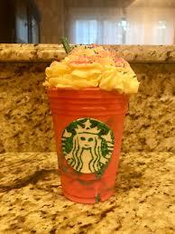 Starbucks Unicorn Frappuccino On Cake Central