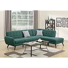 Amazon Modern Retro Sectional Sofa Laguna Kitchen & Dining