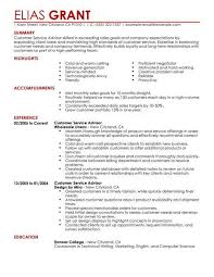 11 Amazing Sales Resume Examples