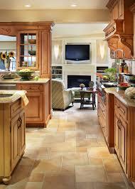 kitchen floor tile patterns kitchen traditional with granite