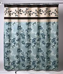 jaclyn smith today willow fabric shower curtain