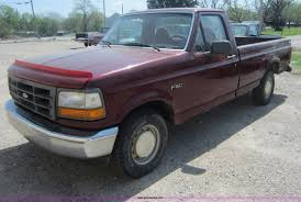 1996 Ford F150 Pickup Truck | Item C5413 | SOLD! April 24 Go...