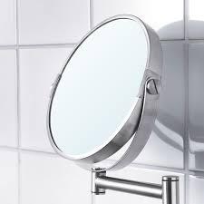 brogrund spiegel edelstahl 3x27 cm