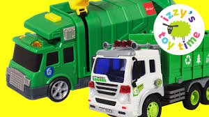 Toy Garbage Truck Videos Youtube