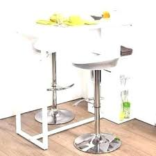 ikea cuisine blanche table bar blanche excellent chaise de cuisine blanche ikea table