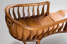 Sam Maloof Rocking Chair Video by Scott Morrison Fine Woodworker