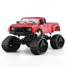 100 Rc Pickup Truck Fayee FY002B 116 24G 4WD Car Military Track Wheel W
