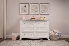 kalani 6 drawer double wide dresser davinci baby