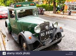 Austin Morris Tow Truck Green 1934 Petrol Classic Car Vehicle ...
