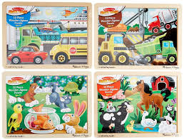 Melissa And Doug Dinosaur Floor Puzzles by 25 Fun And Challenging Jigsaw Puzzles For The Entire Family
