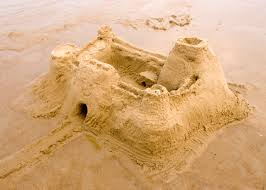 Chemistry World Blog The Science Of Perfect Sandcastle